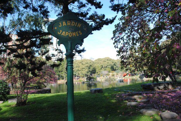 Jardim Japones Palermo Buenos Aires