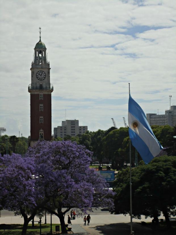 Plaza San Martín Buenos Aires